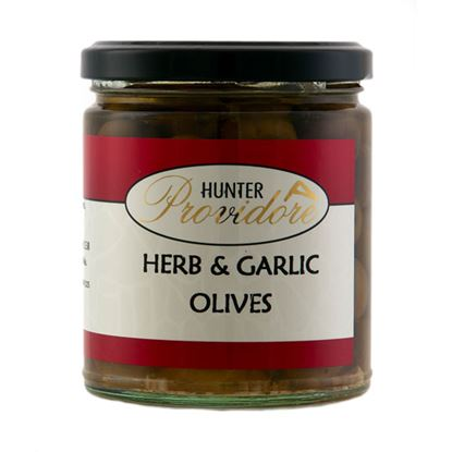Picture of Herb & Garlic Olives